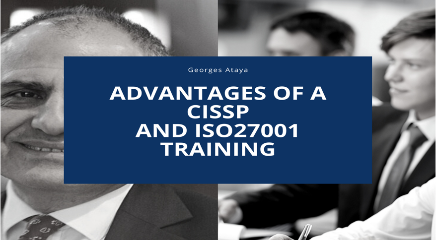 5 Lessons learned from CISSP and ISO training courses